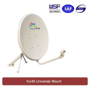 Ku 45cm Satellite Dish Antenna (Universal Mount 01) pictures & photos