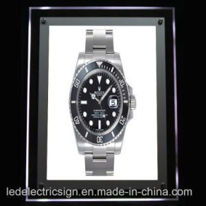 LED Slim Crystal Frame for Advertising Light Box pictures & photos