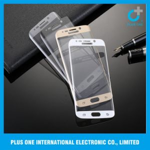 Full Cover Tempered Glass Screen Protector for S6 Edge Plus pictures & photos