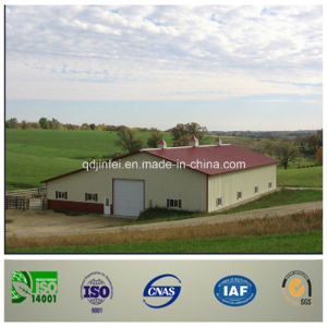 Prefabricated Light Steel Structure Warehouse Building for Agriculture