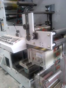 Flexographic Printing Machine 6 Color Ruian Factory pictures & photos