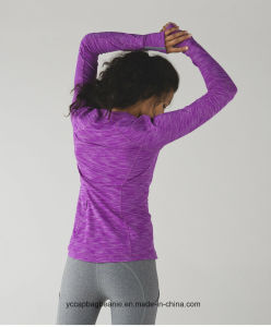 Top Quick Dry Women Sports T-Shirt pictures & photos