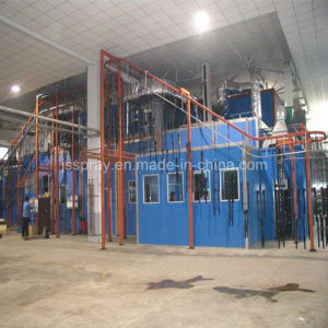 Paint Spraying Line for Shock Absorber