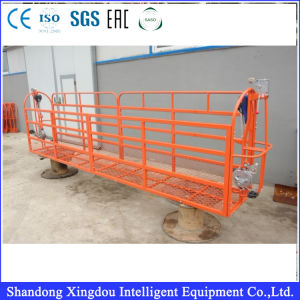 Zlp1000 Aluminum Galvanized Construction Suspended Working Platform pictures & photos