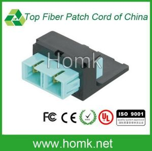 Om3/Om4 Foa Fiber Optic Adapter pictures & photos