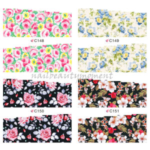 Nail Art Beauty Transfer Water Decals Stickers Manicure Products (NPP11) pictures & photos