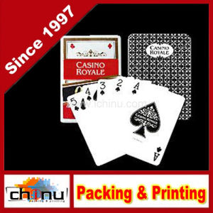 Paper Custom Logo Printed Playing Card, Poker Cards Printing, Game Cards for Advertisement pictures & photos