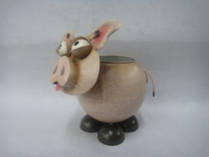 Unique Animal Shape Wonderful Flowerpot for Home Garden Decor