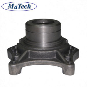 Precision Ductile Iron Green Sand Casting Gearbox Housing pictures & photos