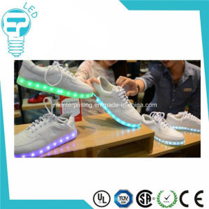 Ultra-Brightness LED Lighting Shoes, LED Light-up Shoes pictures & photos