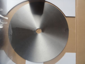 Rubber and Plastic Cutting HSS Saw Blade