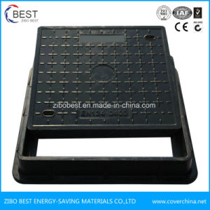 Made in China FRP/GRP Material Square Lighter Locking Manhole Cover pictures & photos