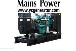 33kVA 26kw Standby Power Yuchai Diesel Generator Set pictures & photos