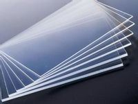 Acrylic/ PMMA Sheet for Advertising pictures & photos
