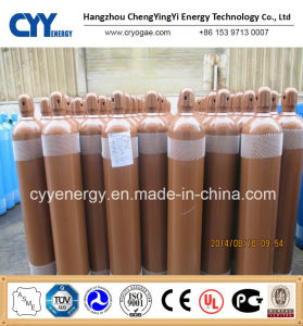 High Quality Liquid Nitrogen Oxygen CO2 Argon Seamless Steel Gas Cylinder pictures & photos