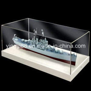 High Quality Crystal Clear Acrylic Box with SGS Certificates pictures & photos
