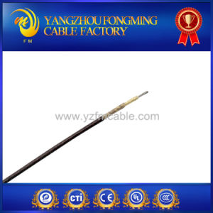 Nvs Nickel Wire with Fiberglass Lappings Insulated Braided Wire pictures & photos