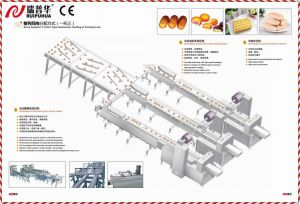 Automatic Packing Machine/Packing Line (feedingand packing in 3 line) pictures & photos