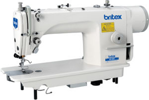 Br-9800 Direct Drive Lockstitch Machine Double Chainstitch pictures & photos