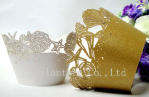 Perfect Laser Cut Cupcake Wrapper for Wholesale and Retail Fast shipment