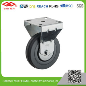 65mm Fixed Plate Caster (D110-32C065X21) pictures & photos