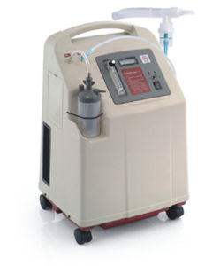 Medical Therapy Generator Yuwell Oxygen Oxygen Concentrator (7F-5W) pictures & photos
