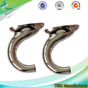 Mirror Polishing Casting Pipe in Stainless Steel pictures & photos