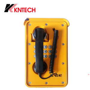 Industrial Telephone Waterproof Telephones Kntech Knsp-09 pictures & photos