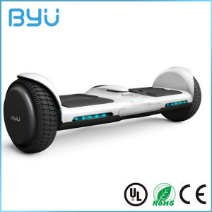 Two Wheel Artificial Intelligence Self-Balancing Robot Hoverboard