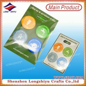 Cartoon Metal Pin Badge Button Badge Tinplate Lapel Pin pictures & photos