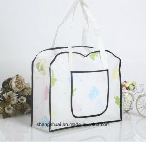 White Color 2016 New Design Non Woven Shopping Bag with Good Price