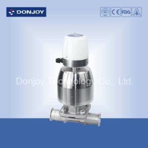 Sanitary Diaphragm Valve with Intelligent Control Head C-Top pictures & photos