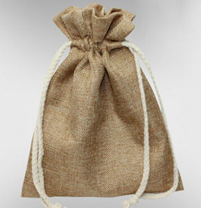 Newest Small Jute Bags for Promotion pictures & photos
