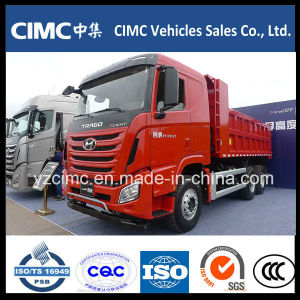 6*4 Dump Truck Hyundai China pictures & photos