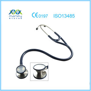 Maney Staineless Steel Medical Dual Head Stethoscope with Ce Approved (MN-MS507) pictures & photos