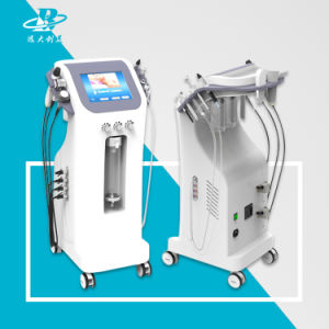 Water Oxygen Jet Peel Beauty Whitening Skin Care for Facial Cleanser Machine pictures & photos