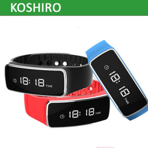 Bluetooth Smart Sport Watch Bracelet with Incoming Call Reminder pictures & photos