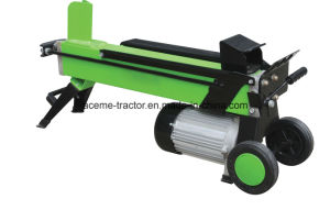 5t Two Handle Horizontal Electric Log Splitter with 52cm Log Length pictures & photos