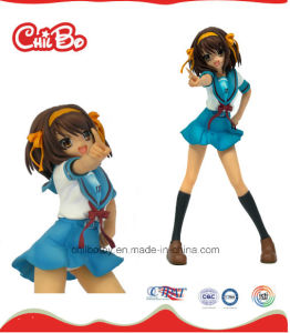 Pretty Girls Action Plastic Figure Toy (CB-PF006-Y) pictures & photos