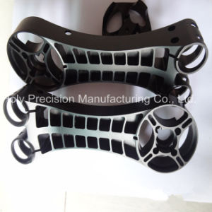 CNC Machining Anodizing Aluminum Motorcycle Suspending System pictures & photos