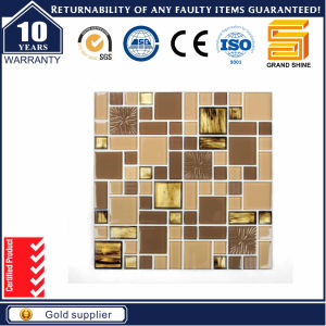 Crystal Glass Mosaic Tile mm63190 pictures & photos
