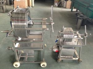 Multi-Layer Stainless Steel Plate Filter Press pictures & photos