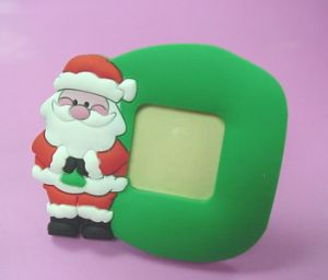 2016 Custom Soft 4X6 2D/3D PVC Magnetic Photo Frame