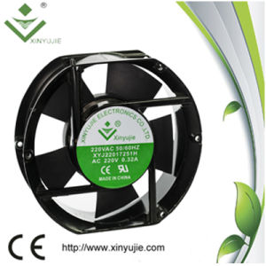 Xj17251h 172mm AC Fan 220V AC Fan for Electrical Cabinet pictures & photos