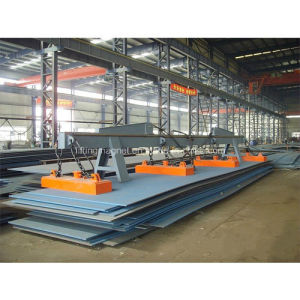 Rectangular Type Electric Crane Magnet for Steel Plates pictures & photos