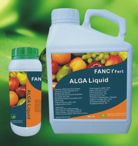 Qingdao Future Group Liquid Seaweed/ Alga Fertilizer pictures & photos