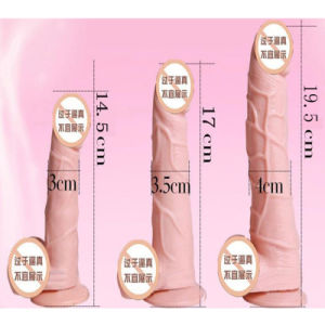 Wholesale Silicone Dildos High Quality Sex Products for Woman pictures & photos