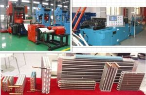 Stainless Steel/ Copper / Aluminum Heat Exchanger Making Machines pictures & photos