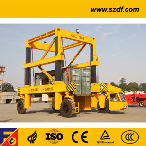 Container Shuttle Carrier for Quayside /Rtg Crane pictures & photos