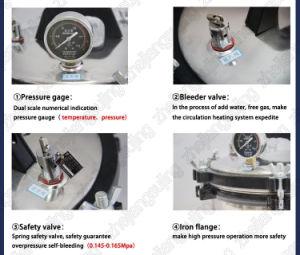 24L Pressure Autoclaves/Portable Steam Sterilizer pictures & photos